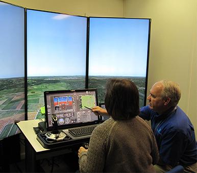 Flight Training Device | Harmony Air
